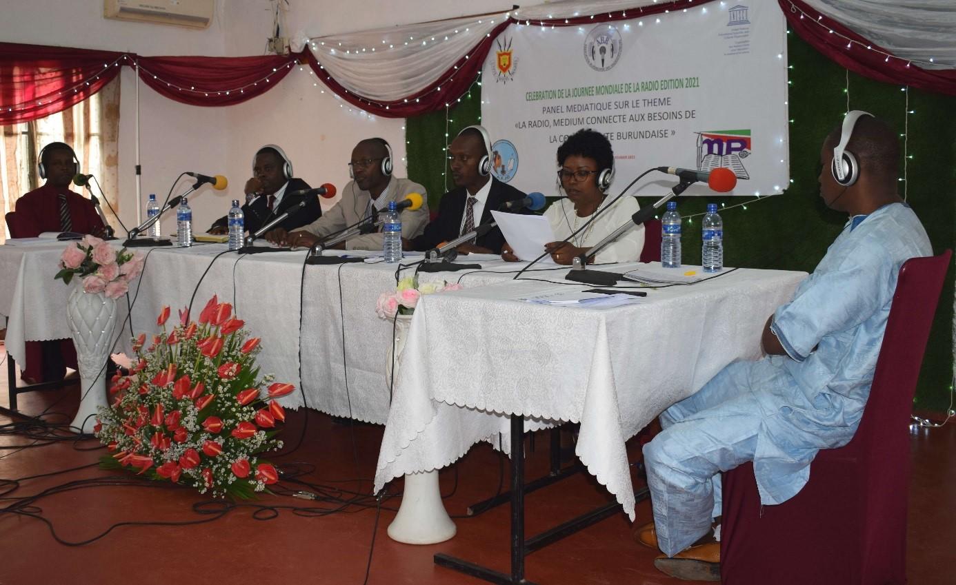 Le Burundi célèbre la Journée mondiale de la radio