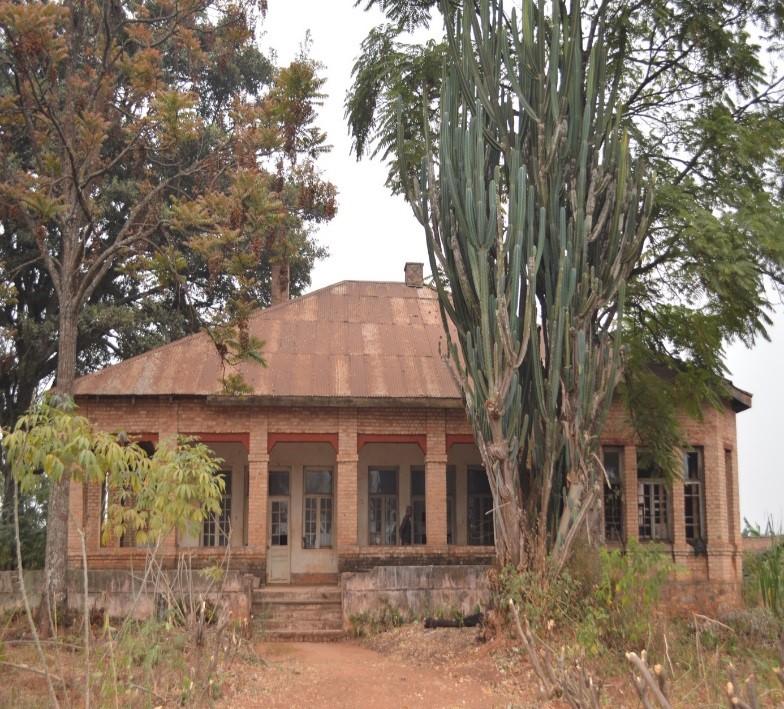 L'UNESCO appui la realisation d'un inventaire du patrimoine architectural présent sur le territoire national.