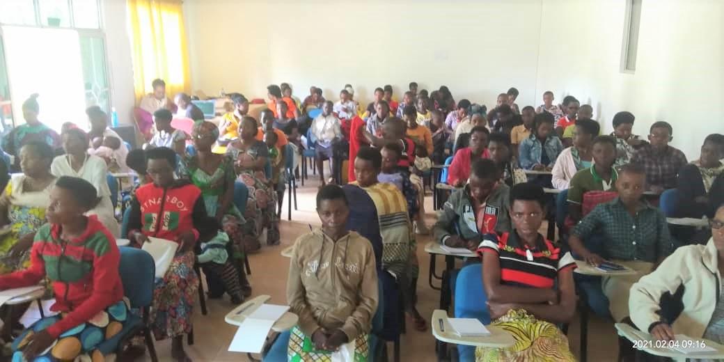 Projet Appui à la promotion des droits des femmes à travers la mobilisation sociale, le renforcement des capacités économiques et le leadership féminin