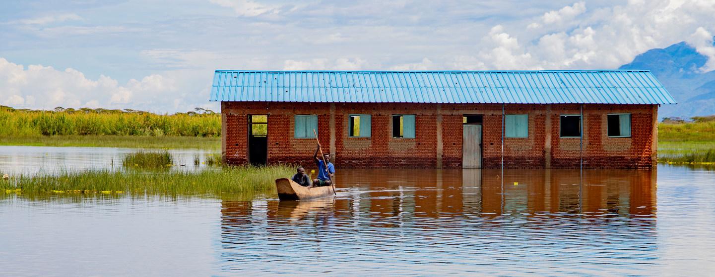 La montée des eaux du lac Tanganyika provoque des besoins humanitaires urgents au Burundi
