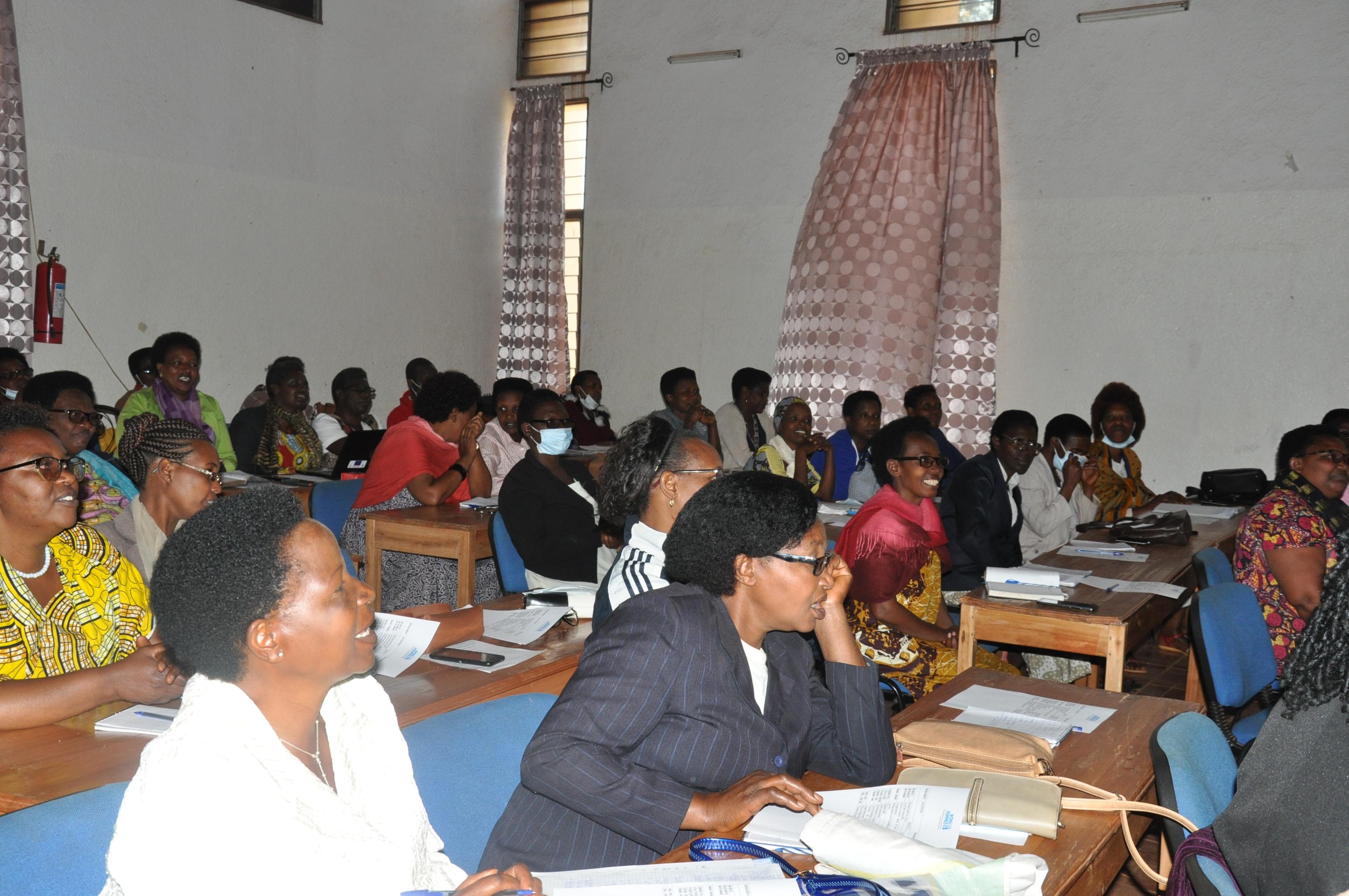 Association des Femmes actrices de paix et de Dialogue engagée dans la gestion des conflits communautaires