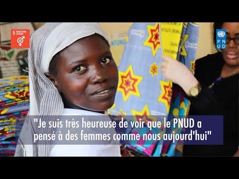 Le PNUD célèbre la Journée internationale des femmes JIF 2020