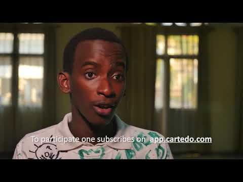 Le challenge Cartedo des jeunes pour lutter contre la pandémie de COVID-19