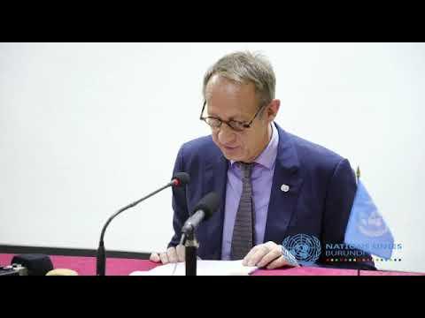 Celebration du 75e anniversaire des Nations Unies 2020